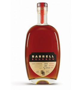 Barrell Batch 025 Cask Strength 5 Year Old Bourbon