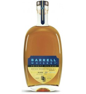 Barrell Whiskey Private Release Finished In A Dunn Vineyards Cabernet Barrel