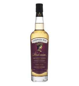 Compass Box Hedonism Blended Grain Scotch