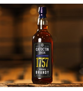 Catoctin Creek 1757 Virginia Brandy XO Bottled In Bond