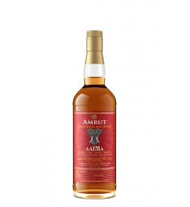 Amrut Aatma Unpeated Port Pipe Collector Series Single Malt