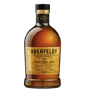 Aberfeldy Exceptional Cask Series 20 Year Old Sauternes Finish Single Malt