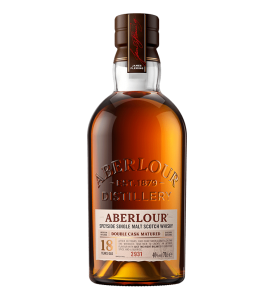 Aberlour Double Cask 18 Year Old Single Malt