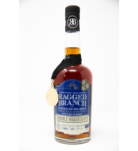 Ragged Branch Double Oaked Signature Virginia Straight Bourbon