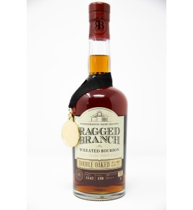 Ragged Branch Double Oaked Wheated Virginia Straight Bourbon