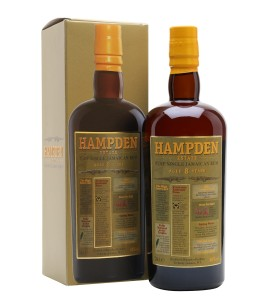 Hampden Estate 8 Year Single Jamaican Rum
