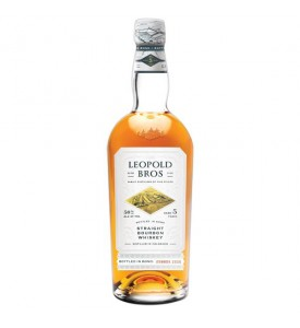 Leopold Bros. Bottled in Bond 5 Year Old Straight Bourbon