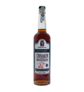 MurLarkey Cinnamon Whiskey