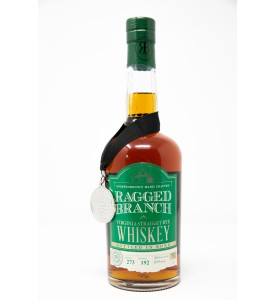 Ragged Branch Bottled In Bond Virginia Straight Rye
