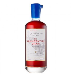 The Presidential Dram 4 Year Old Single Barrel Straight Bourbon 56.15% ABV