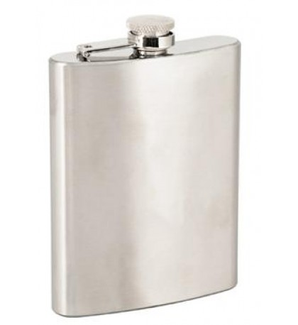 Flask Stainless Steel 8 Oz