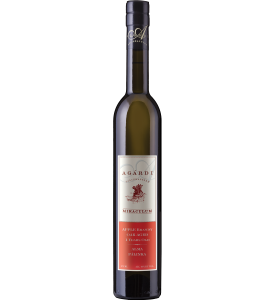 Agardi Palinka Apple Brandy Oak Aged