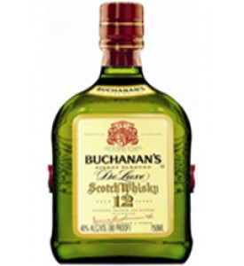 Buchanan's DeLuxe 12 Year Old