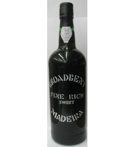 Broadbent Fine Rich Sweet Madeira