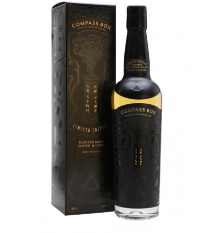 Compass Box No Name Limited Edition Blended Scotch