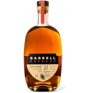 Barrell Batch 013 Cask Strength Straight Bourbon