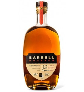 Barrell Batch 014 Cask Strength Straight Bourbon