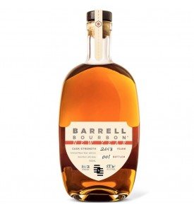 Barrell Cask Strength New Year Straight Bourbon 2018