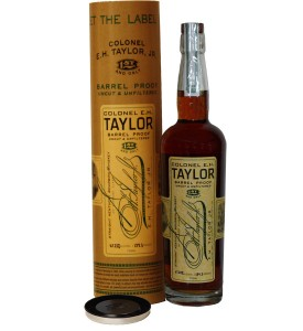 Colonel E.H. Taylor Barrel Proof Uncut & Unfiltered Kentucky Straight Bourbon
