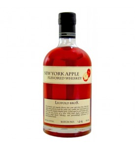 Leopold Bros New York Apple Flavored Whiskey 750ml