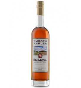 Smooth Ambler Big Level Straight Wheated Bourbon