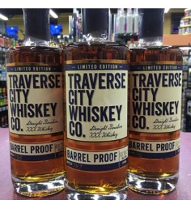 Traverse City Whiskey Co. Barrel Proof Bourbon
