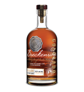 Breckenridge Distillers High Proof Bourbon