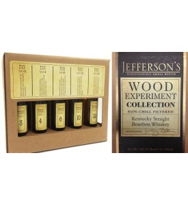 Jefferson's Wood Experiment Collection