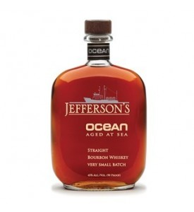 Jefferson's Ocean Aged at Sea Straight Bourbon Voyage 2