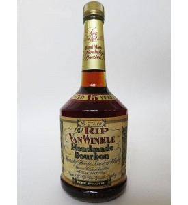 2003 Old Rip Van Winkle Handmade 15 Year Old Kentucky Straight Bourbon