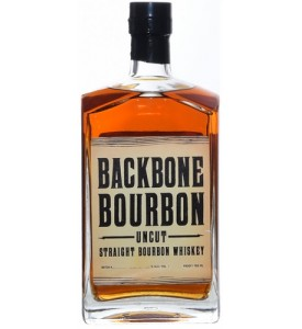 Backbone Bourbon Uncut Straight Bourbon