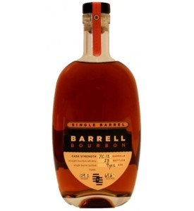 Barrell Single Barrel Cask Strength Bourbon 9 Year Old