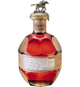 Blanton's Straight from the Barrel Bourbon - 127.6 Proof