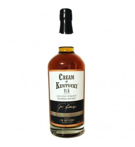 J. W. Rutledge Cream of Kentucky 11.5 Year Old Straight Bourbon