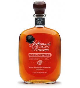 Jefferson's Reserve Old Rum Cask Finish Straight Bourbon
