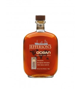 Jefferson's Ocean Aged at Sea Straight Bourbon Voyage 15