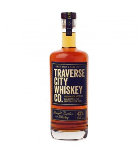 Traverse City Whiskey Co. Straight Bourbon