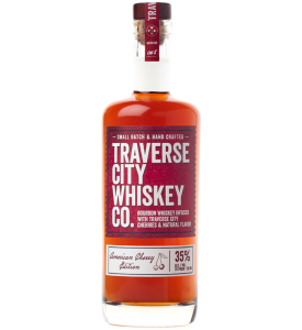 Traverse City Whiskey Co. American Cherry Edition