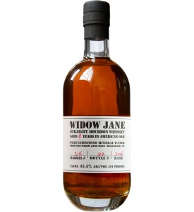 Widow Jane Bourbon 10 Year