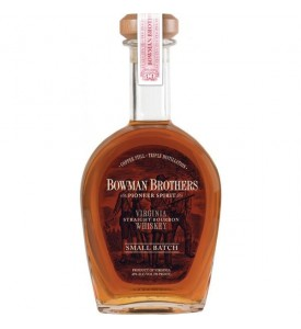 Bowman Brothers Pioneer Spirit Small Batch Virginia Straight Bourbon