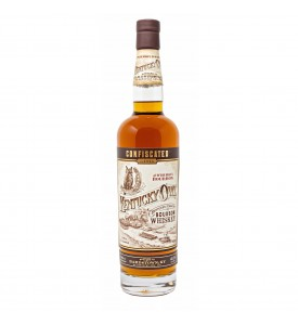 Kentucky Owl 'Confiscated' Straight Bourbon Whiskey 750ml