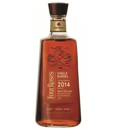 2014 Four Roses Single Barrel Limited Edition Barrel Strength Bourbon