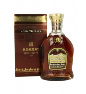 Ararat Nairi 20 Year Old Brandy