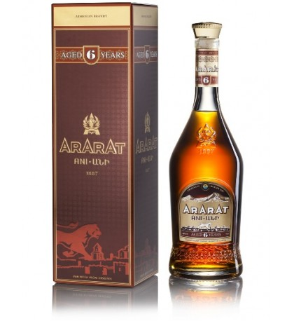 Ararat Ani 6 Year Old Brandy