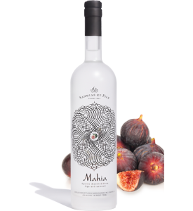 Nahmias et Fils Mahia Fig brandy