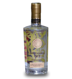 Aleksic I Gruzanska Nit Williams Pear Brandy