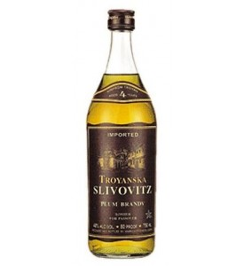Troyanska Slivovitz 4 Year Old Plum Brandy