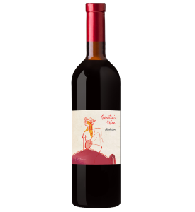 Gvantsa's Wine Aladasturi Red 2019