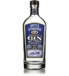 Battle Standard 142 Navy Strength Gin