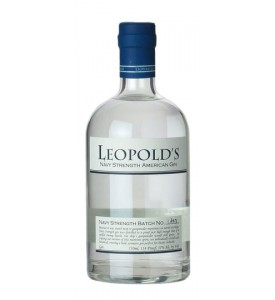 Leopold Bros Navy Strength American Gin